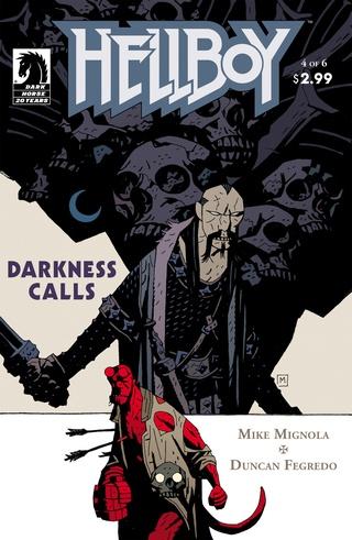 Hellboy: Darkness Calls #1 image