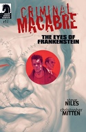 Criminal Macabre: The Eyes of Frankenstein #1-4 Bundle image
