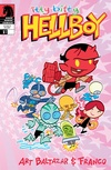 Itty Bitty Hellboy #1-5 Bundle image