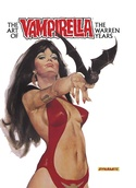 The Art Of Vampirella: The Warren Years image