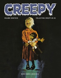 Creepy Archives Volumes 19-21 Bundle image