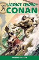 The Savage Sword of Conan Volume 16-18 Bundle image