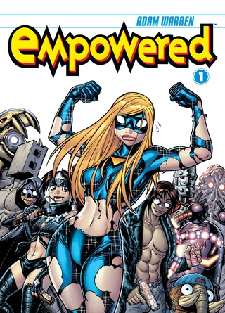 Empowered Volume 1 image