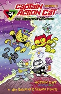 Captain Action Cat #1-4 Bundle image