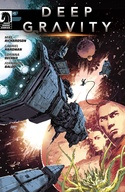 Deep Gravity #1-4 Bundle image