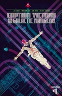 Captain Victory and the Galactic Rangers #1-5 Bundle image