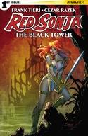 Red Sonja: Black Tower #1-4 Bundle image