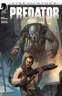 Predator: Fire and Stone #1-4 Bundle image