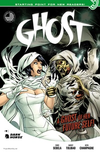 Ghost #9-12 Bundle image