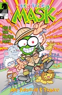 Itty Bitty Comics: The Mask #1-4 Bundle image