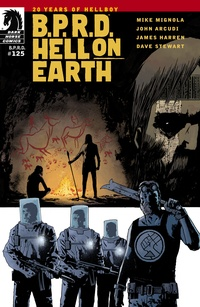 B.P.R.D. Hell on Earth #125-129 Bundle image
