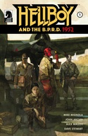 Hellboy and the B.P.R.D.: 1952 #1-5 Bundle image