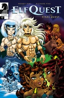 Patricia Brigg's Alpha and Omega: Cry Wolf #3 image