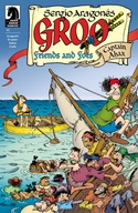 Groo: Friends and Foes #1-4 Bundle image