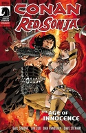 Conan Red Sonja #1-4 Bundle image