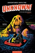 Adventures into the Unknown Archives Volume 1-3 Bundle image