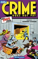 Crime Does Not Pay Archives Volume 3-5 Bundle image