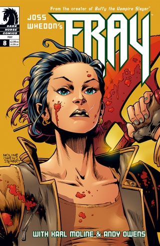 Joss Whedon's Fray #8 image