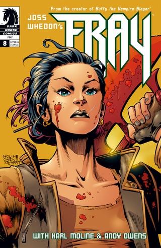 Joss Whedon's Fray #8 image