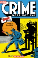 Crime Does Not Pay Archives Volume 6-8 Bundle image