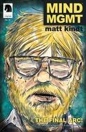 Mind MGMT #31-36 Bundle image