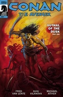Conan the Avenger #13-18 Bundle image