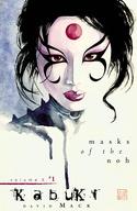 Kabuki Vol. 3 #1 - 4 Bundle image