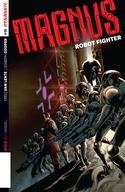 Magnus: Robot Fighter #11 image