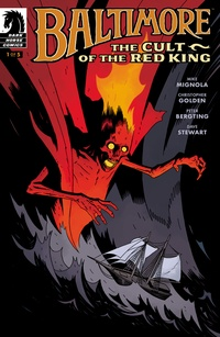 Baltimore: Cult of the Red King #1-5 bundle image