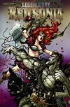 Legenderry: Red Sonja #3 image