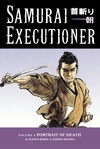Samurai Executioner Volume 4: Portrait of Death image