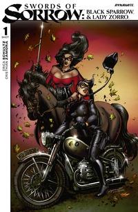 Legenderry: Vampirella #4 image