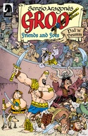 Groo: Friends and Foes #9-12 Bundle image