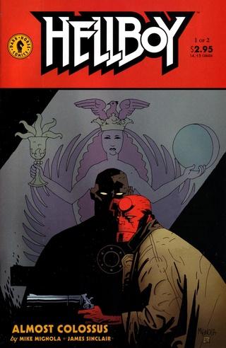 Hellboy: Almost Colossus #1 image