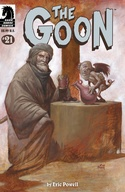 The Goon #21-#24 Bundle image