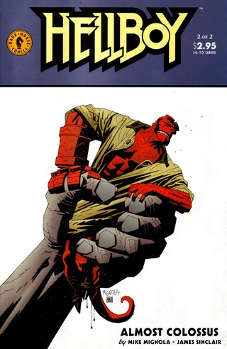 Hellboy: Almost Colossus #2 image