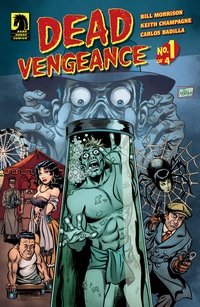 Dead Vengeance #1-4 Bundle image