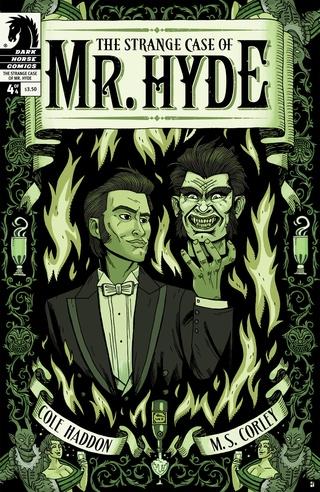 The Strange Case of Mr. Hyde #4 image