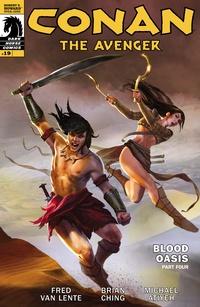 Conan the Avenger #19-24 Bundle image