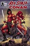 Red Sonja / Conan #2 image