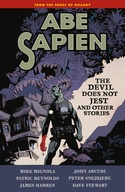 Abe Sapien Volume 2: The Devil Does Not Jest image