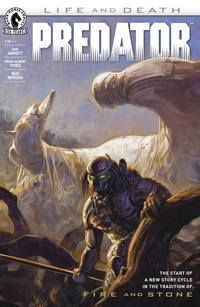 Predator: Life & Death #1-4 Bundle image