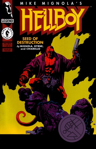 Hellboy: Seed of Destruction #1 image