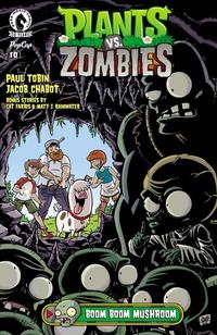 Plants vs. Zombies #10-12: Boom Boom Mushroom Bundle image