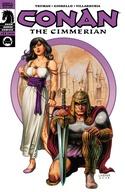 Conan the Cimmerian #4 image