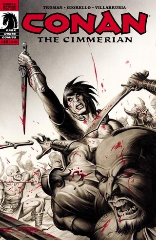 Conan the Cimmerian #5 image