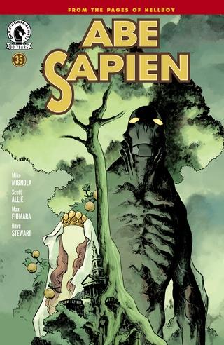 Abe Sapien Issue 35