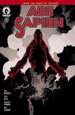 Abe Sapien Issue 36