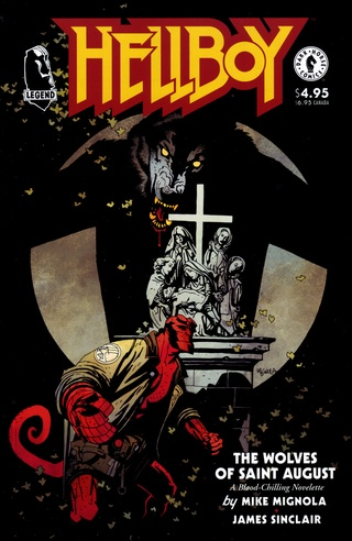 Hellboy: The Wolves of Saint August image