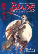 Blade of the Immortal Volumes 1-5 Bundle image
